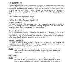 Cook Job Description Resume Executive Chef Job Description Hotel operation specialist cover 67