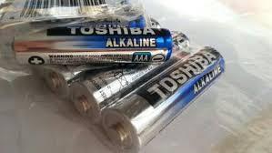 <b>Батарейки Toshiba</b> Alkaline AA <b>AAA</b> Щелочные 2029Год L44 ...