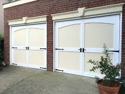 Translucent Overhead Garage Doors Homemade Carriage House Steps ...