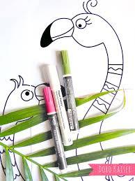In nur 3 schritten zum fertigen gutscheinvordruck. Freebie Vorlage Fur Ein Fensterbild Mit Flamingo Doro Kaiser Grafik Illustration