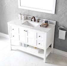 white bathroom vanities with marble tops. Lush White Bathroom Vanity With Marble Top Ideas Lack Mirrors At Menards For Vanities Tops Without Sink T