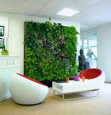 office greenery. Make Your Employees Feel Good About Themselves, Rather Than Looking Out From A Sterile Office Window Wishing They Were Near The Greenery On Outside.