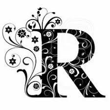 Fancy Letter R Designs Courtnews Info Zerogravityinflatables Us
