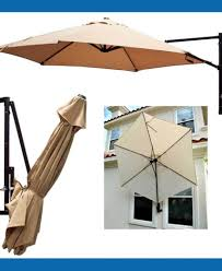 wall mounted outdoor umbrella holder nucleus home
