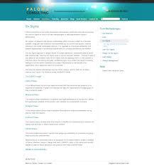 Business Improvement Lean Six Sigma Training Paloma