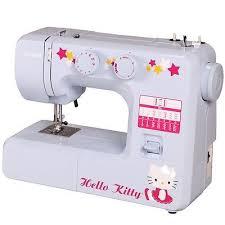 Janome Sewing Machine Hello Kitty