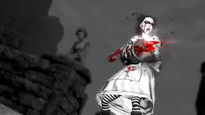 alice rely on horror