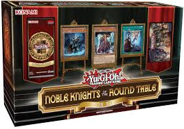 yu gi oh noble knights of the round table box set