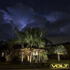 Evergreen Outdoor Landscape Lighting Light Up The Night With Volt Landscape Lighting Volt