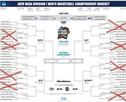 Updated Were Tracking The Worst Brackets In The 2018 Ncaa