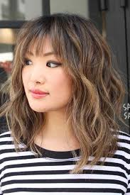 Medium Hairstyle 15 Amazing 24 Ideas For Medium Length Hairstyles With Bangs Hairstyles