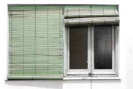 Kostenlose Bild Grüne Jalousien Fenster Fensterläden