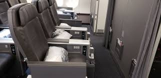 American Airlines Flight 723 Seating Chart Mini Review American Airlines Premium Economy A330 200