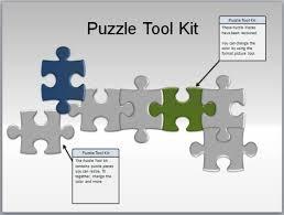 smartart powerpoint templates powerpoint jigsaw template free jigsaw puzzle powerpoint template