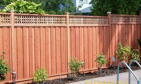 Wood Fence Design Plans