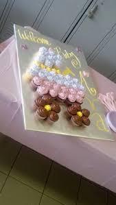 Carisau0027s CakesPull Apart Baby Shower Cupcakes