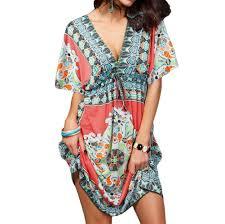 Bohemian Dress Patterns Cool Design