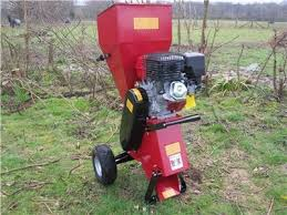 garden shredder. Titan Pro 15 HP Petrol Chipper/Shredder/Garden Mulcher Garden Shredder