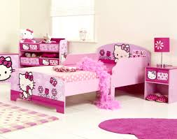 Solid Wood Kids Bedroom Furniture Bedroom Fantastic Hello Kitty Decorations With Red Themed Ideas