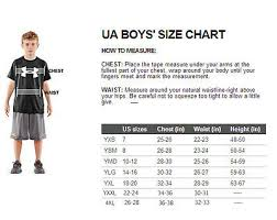Under Armour Sweater Size Chart Under Armour Anti Odor Charged Cotton Logo Crewneck Shirt