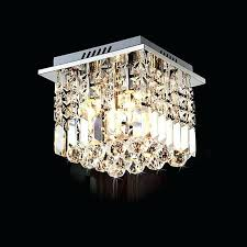 square crystal chandelier little square crystal raindrop chandelier ceiling lights
