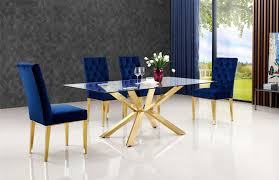 blue velvet dining chairs. Lucite Dining Chairs Best Of Jonathan Adler Goldfinger Blue Velvet Frame A Stunning