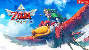 ▷ Legend of Zelda Skyward Sword HD: Wo ...