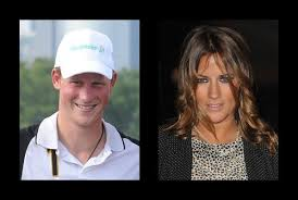 I barely know who caroline flack is. Prince Harry Had A Fling With Caroline Flack Prince Harry Dating History Zimbio