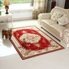 Living Room Carpets Popular Floral Area Rug Buy Cheap Floral Area Rug Lots From China