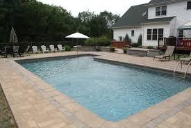 rectangular inground pool designs. Rectangular Pool Ideas Rectangle Inground Swimming Designs Chaffees Pools With