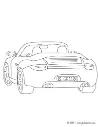 Coloriage Porsche 911 Turbo A Imprimer Eu33 Jornalagora