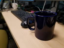office mug. You Might Want To Wash That Office Coffee Mug First | KJZZ