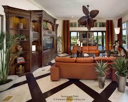Street of Dreams - Lake Mary, Florida tropical-living-room