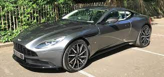 Aston Martin Db11 Hire D H Cullen