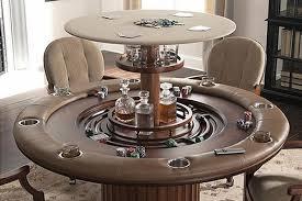hidden bar furniture.  hidden poker table with hidden bar throughout furniture d