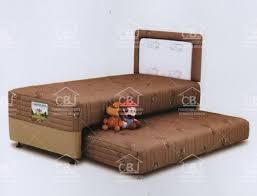 two in one furniture. Jual Musterring Kasur Spring Bed Two In One Symphony Kids Headboard Porto - Full Set 120x200 Di Lapak CBJ Furniture Cbjfurniture D