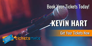 Kevin Hart Tickets Kevin Hart Irresponsible Tour Tickets