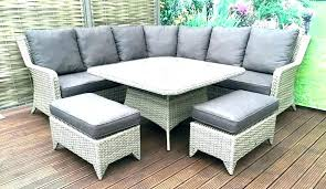 wicker furniture cushions outdoor patio cushions replacement