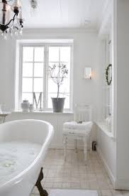 luxury bathroom overview