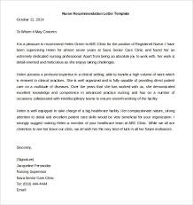 detail oriented examples 27 recommendation letter templates free sample example format