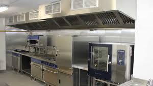 Kitchen:Professional Kitchen Captivating Industrial Kitchens Design With  Large Silver Kitchen Cabinet And Craem Flooring