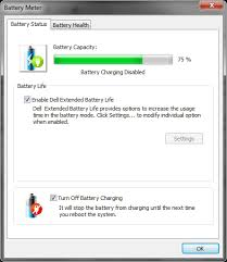 Turn Off Battery Charging To Extend Laptop Battery Lifespan