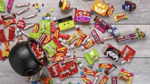 Chocolates Wrappers First Ever Halloween Candy Wrapper Return Drive At London