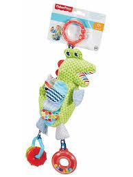 """<b>Развивающая игрушка</b> """"Крокодил"""" <b>FisherPrice</b> 6637632 в ..."""