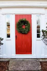 colors farmhouse front door ideas