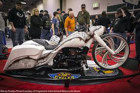 j p cycles ultimate builder minneapolis winner freestyle class the people s choice winner was also the builder s selection dana halberg of deadline