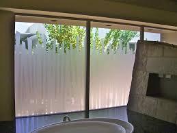 glass window etched glass moroccan decor plants foliage cane sans soucie