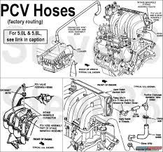 1995 ford f150 5 0 engine diagram rubber vacuum system replacement Ford 3.0 Liter Engine Diagram 1995 ford f150 5 0 engine diagram rubber vacuum system replacement (5 0\\5 8 efi)