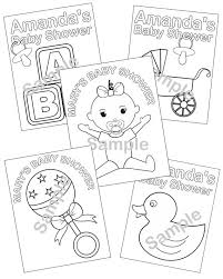 baby shower coloring pages baby shower coloring pages for kids ba shower coloring pages 5