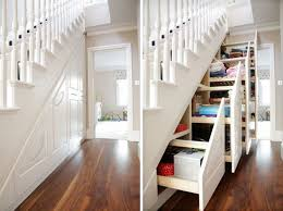 furniture with storage space. Furniture, Utilizing Small Spaces Under Stairs With Storage And Shelves As Drawer For Furniture Space